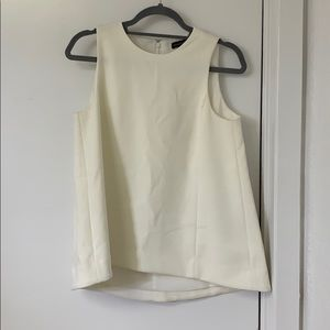 Banana republic trapeze shell tank
